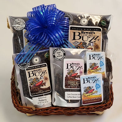 Kope Basket Coffee Sampler - Large