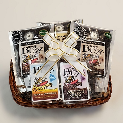 Kope Basket Coffee Sampler - Small