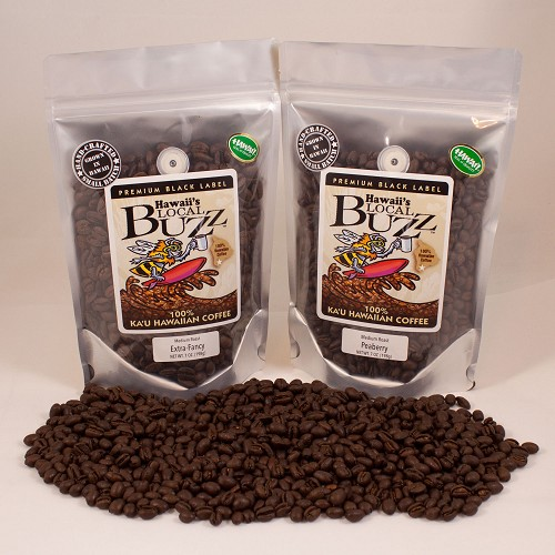 Premium Black Label Light Roast Extra Fancy Coffee - 7 oz Bag