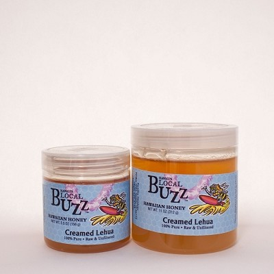 Hawaiian Honey: Creamed Lehua Honey