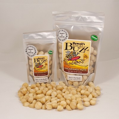 Nuts in the Nude Macadamia Nuts