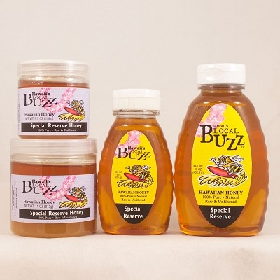 Hawaiian Honey: Special Reserve Honey