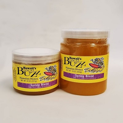 Hawaiian Honey: Spring Blend Honey